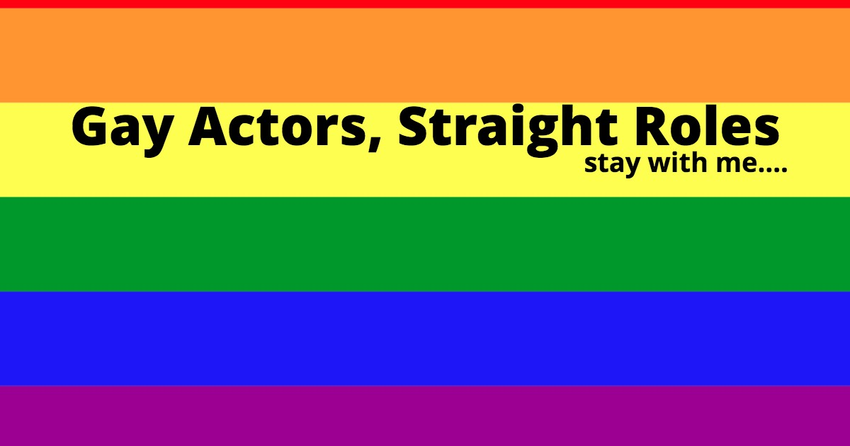 Casting LGBT - Gay Actors, Straight Roles - Beverly Hills Playhouse