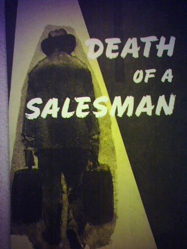 the tragedy of death of a salesman has biff as the central focus essay