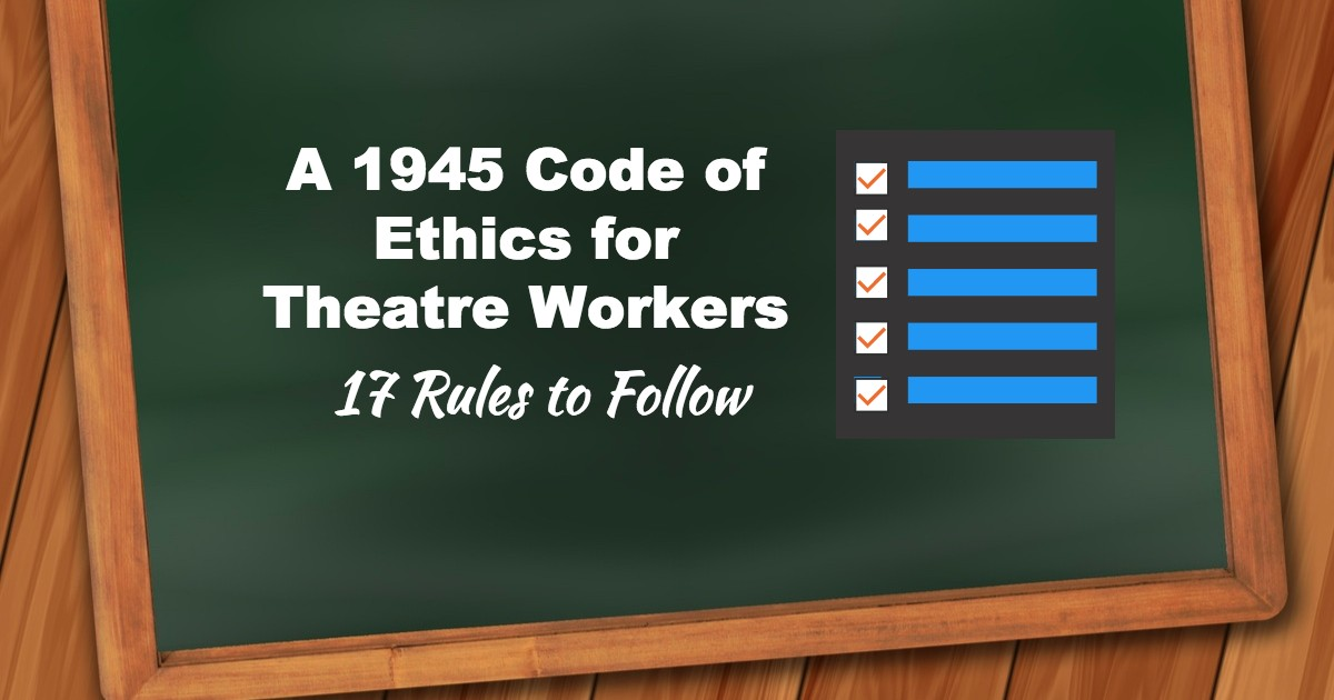 17 Acting Rules to Follow - Beverly Hills Playhouse