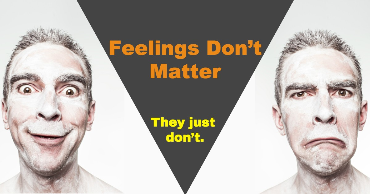 Acting Emotions - Feelings Don't Matter - Beverly Hills Playhouse