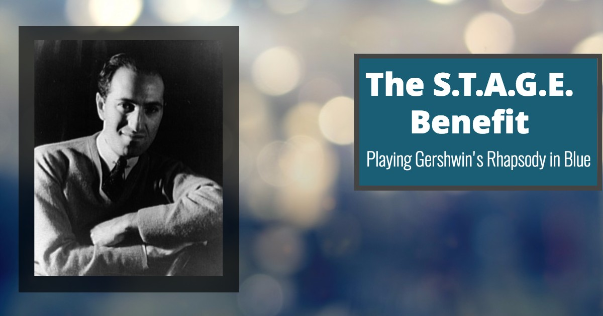 The S.T.A.G.E. Benefit at the Wilshire Theatre - Beverly Hills Playhouse