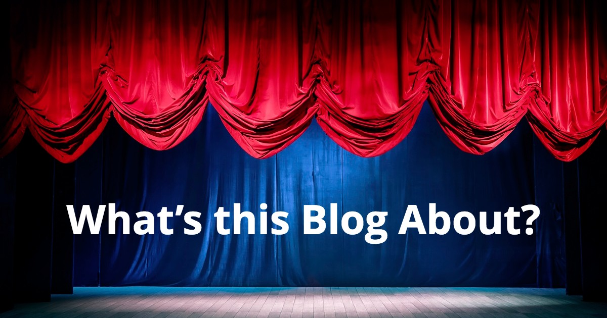 What's this Acting Blog About? - Beverly Hills Playhouse